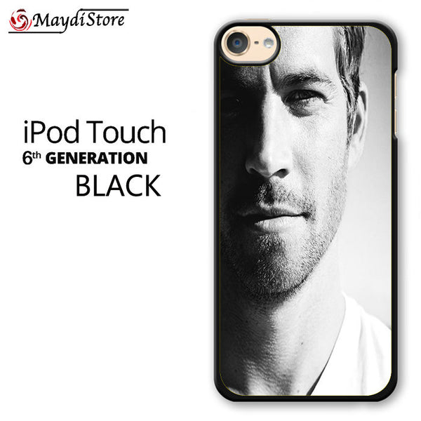 Paul Walker For Ipod Touch 6 Case