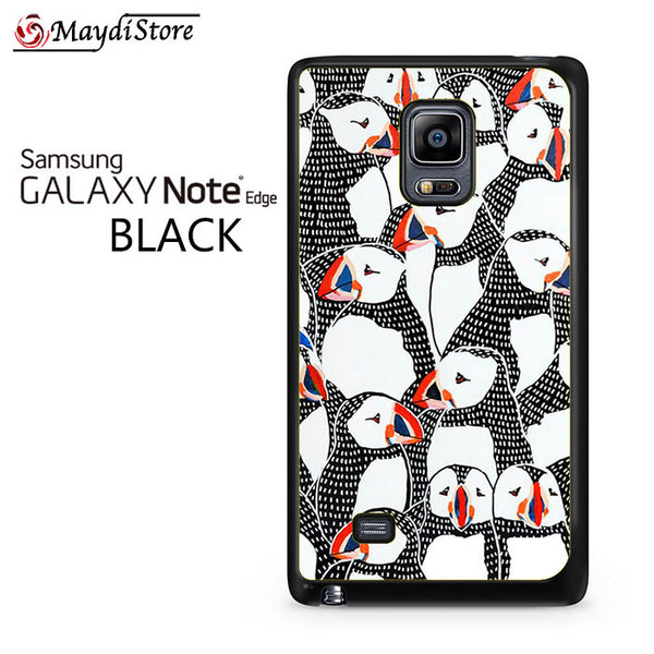 Pinguin By Johanna Burai For Samsung Galaxy Note Edge