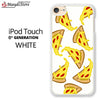 Pizza Pattern For Ipod Touch 6 Case
