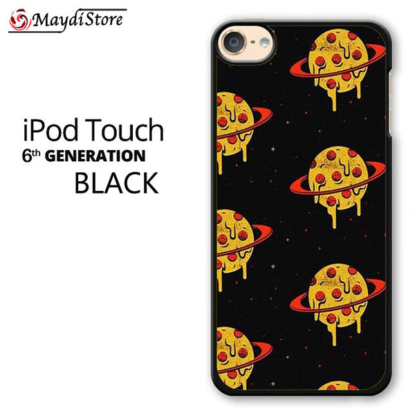 Planet Pizza For Ipod Touch 6 Case