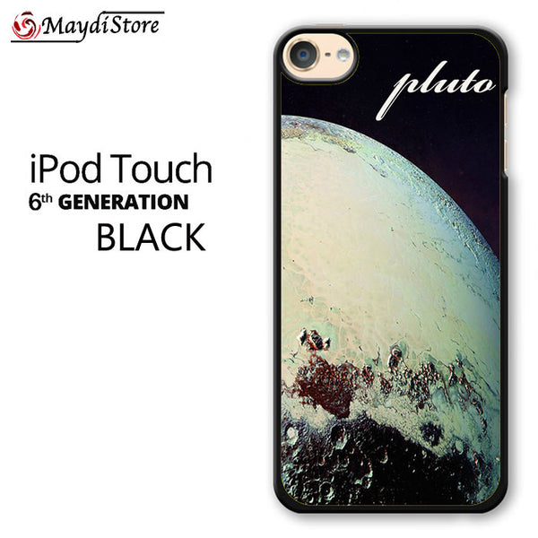 Planet Pluto For Ipod Touch 6 Case