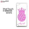 Queen Volley Ball For Ipod Touch 5 Case
