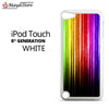 Rainbow Background For Ipod Touch 5 Case