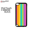 Rainbow Stripe For Ipod Touch 5 Case