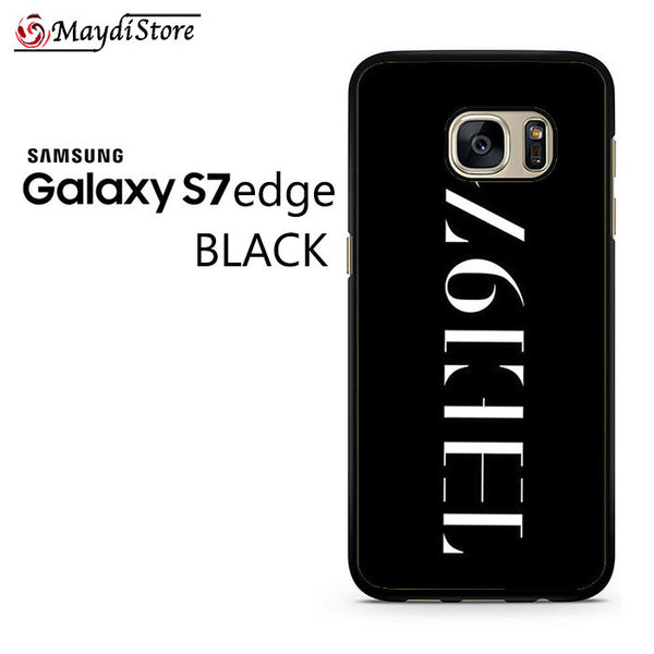1975 Music Band For Samsung Galaxy S7 Edge Case