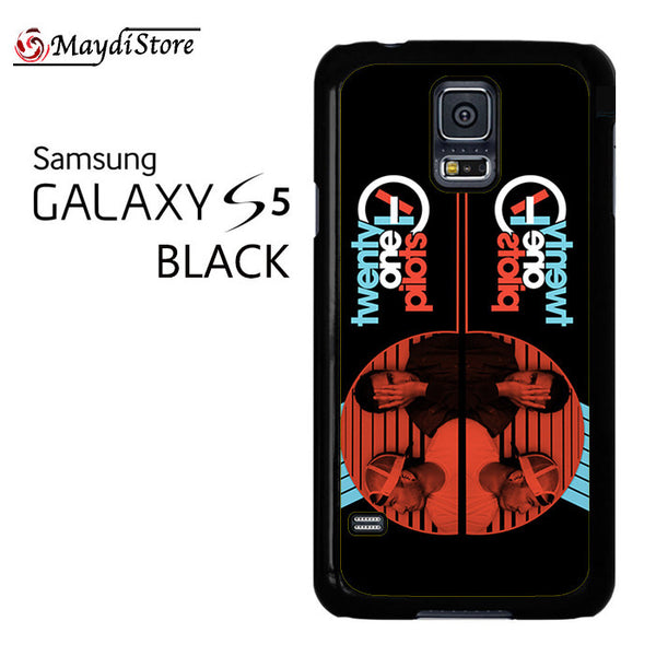 21 Pilots Band Logo For Samsung Galaxy S5 Case