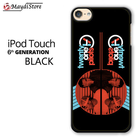 21 Pilots Band Logo For Ipod Touch 6 Case
