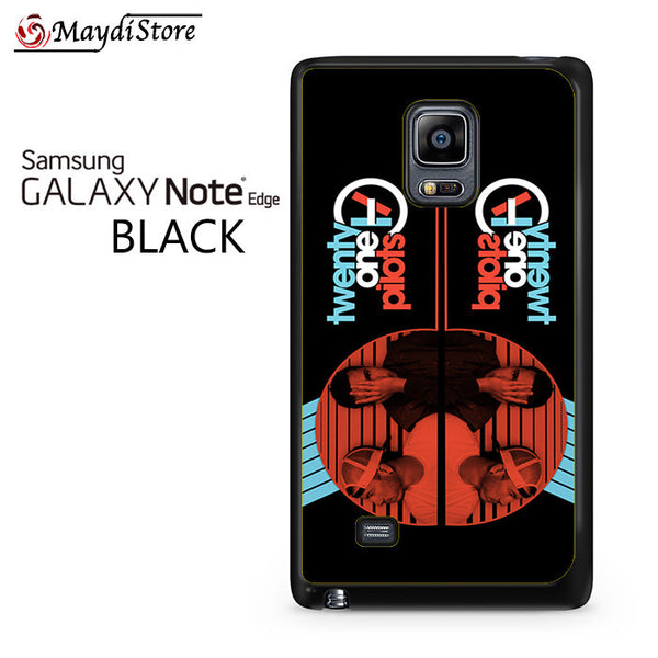 21 Pilots Band Logo For Samsung Galaxy Note Edge