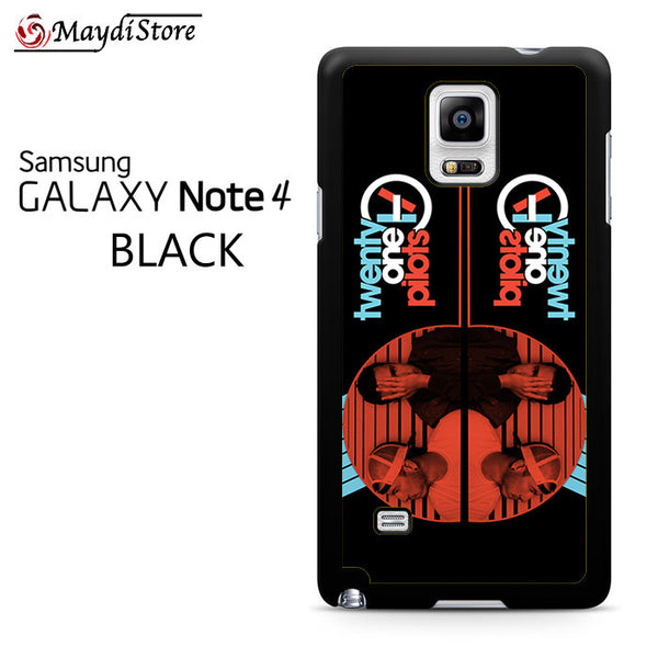 21 Pilots Band Logo For Samsung Galaxy Note 4 Case