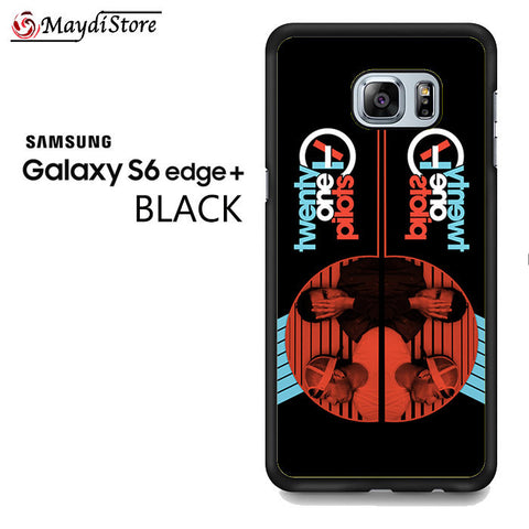 21 Pilots Band Logo For Samsung Galaxy S6 Edge Plus Case