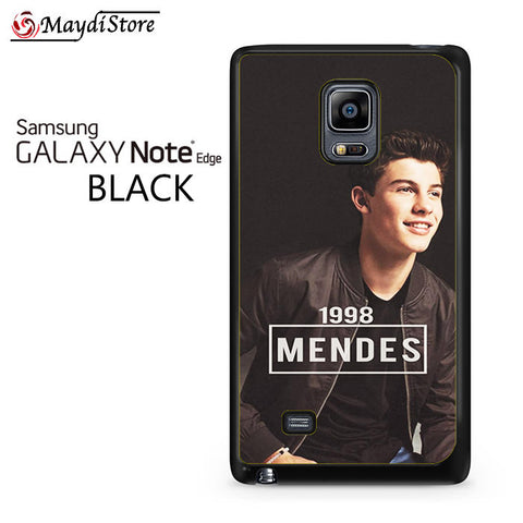 1998 Shawn Mendes For Samsung Galaxy Note Edge