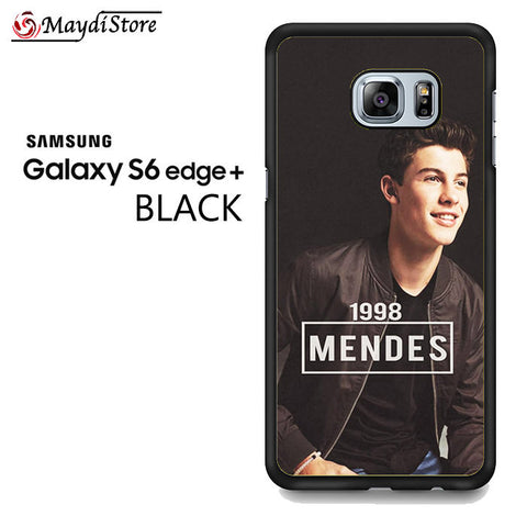 1998 Shawn Mendes For Samsung Galaxy S6 Edge Plus Case