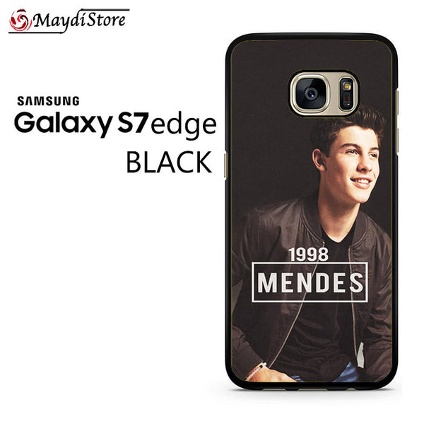 1998 Shawn Mendes For Samsung Galaxy S7 Edge Case