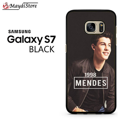 1998 Shawn Mendes For Samsung Galaxy S7 Case