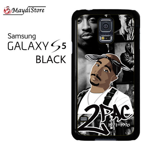 2 Pac 1971-1996 For Samsung Galaxy S5 Case
