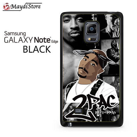 2 Pac 1971-1996 For Samsung Galaxy Note Edge