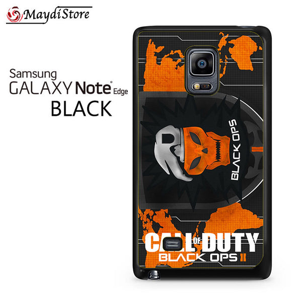 22 Call Of Duty Black Ops Logo For Samsung Galaxy Note Edge