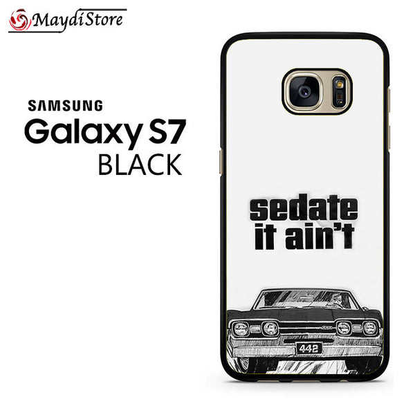 1966 Oldsmobile 442 Sedate It Aint For Samsung Galaxy S7 Case