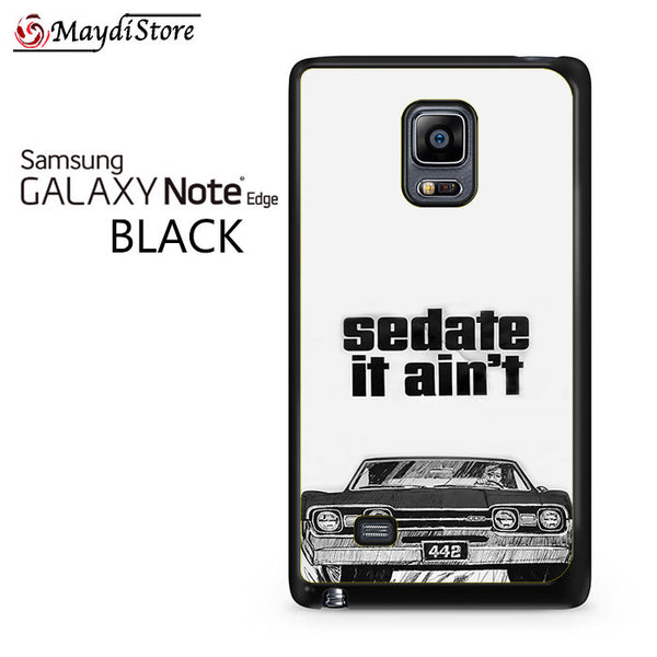 1966 Oldsmobile 442 Sedate It Aint For Samsung Galaxy Note Edge