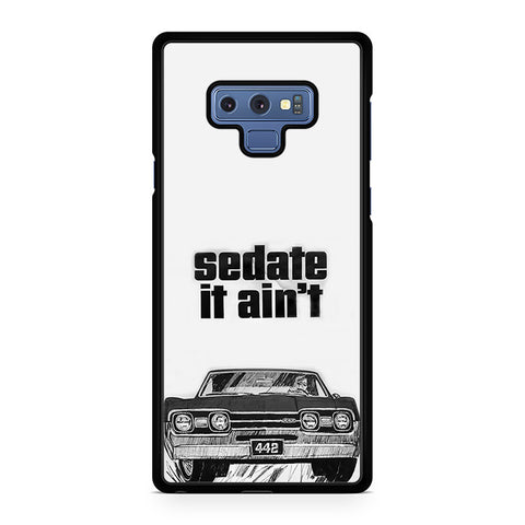 1966 Oldsmobile 442 Sedate It Aint For Samsung Galaxy Note 9