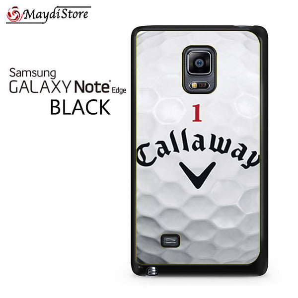 1 Callaway Logo Golf Ball For Samsung Galaxy Note Edge