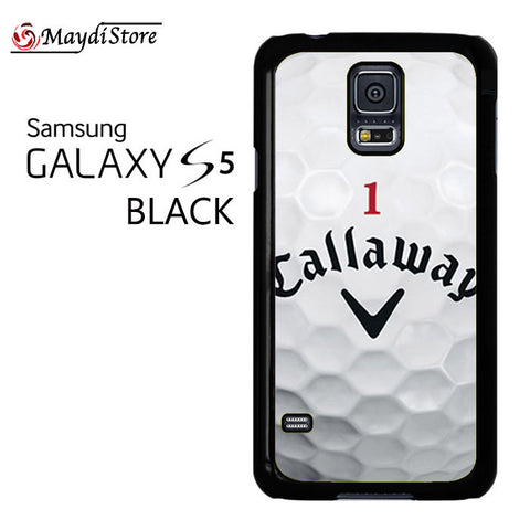 1 Callaway Logo Golf Ball For Samsung Galaxy S5 Case
