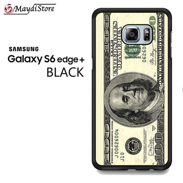 100 Dollars For Samsung Galaxy S6 Edge Plus Case