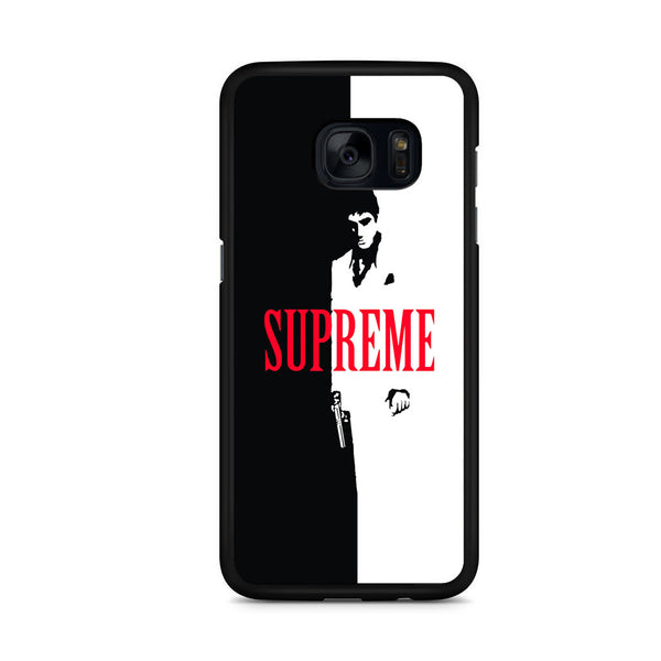 best loved 97041 594b6 Scarface Supreme For Samsung Galaxy S7 Edge Case