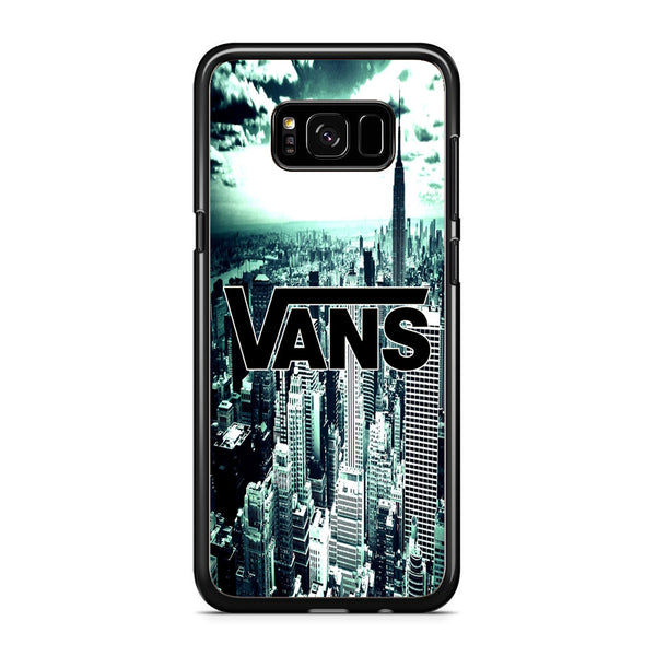 a0efd8b3546af8 Vans Logo New York City For Samsung Galaxy S8 Plus Case