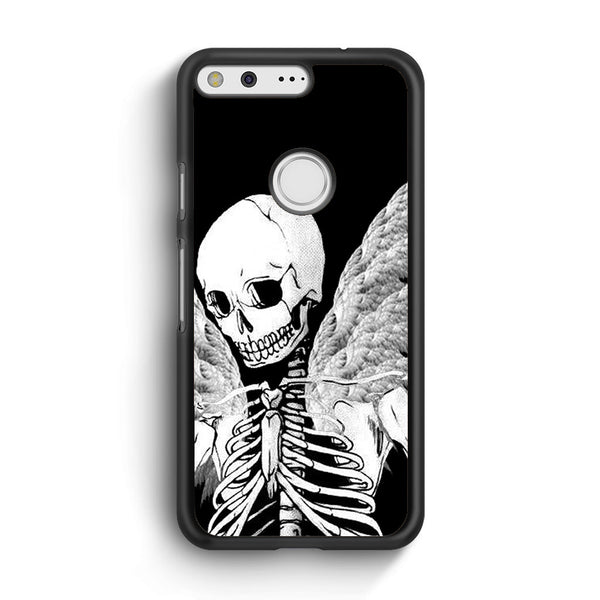 Skeleton Bones Angel Wings For Google Pixel Xl Case Maydistore