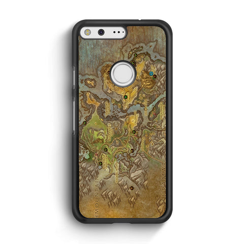 World of warcraft map for google pixel xl case maydistore world of warcraft map for google pixel xl case gumiabroncs Gallery