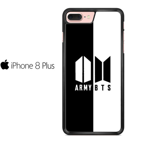 BTS And Army Symbol For IPHONE 8 PLUS Case