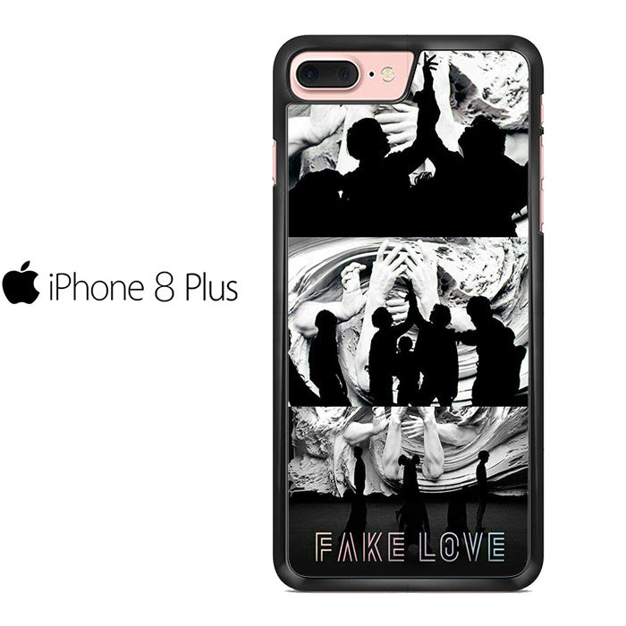 BTS Kpop Fake Love Song For IPHONE 8 PLUS Case