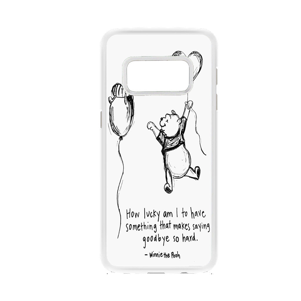 Winnie The Pooh Quotes About Friendship For Samsung Galaxy S8 Case