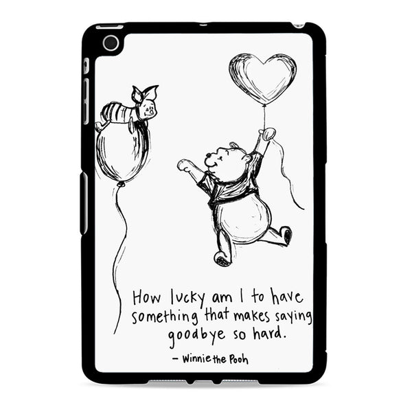 Winnie The Pooh Quotes About Friendship For Ipad Mini 2 Case