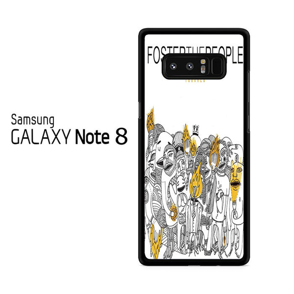 Torches Foster The People Album Cover For Samsung Galaxy Note 8 Case