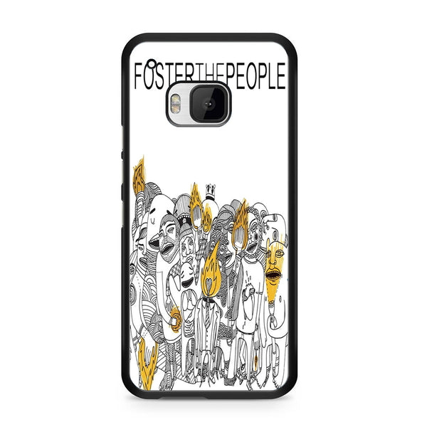 Torches Foster The People Album Cover For Htc One M9 Case Maydistore