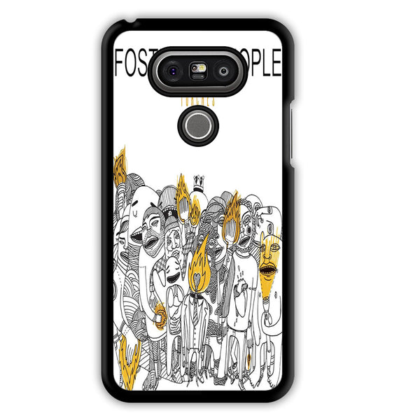 Torches Foster The People Album Cover For Lg G5 Case Maydistore