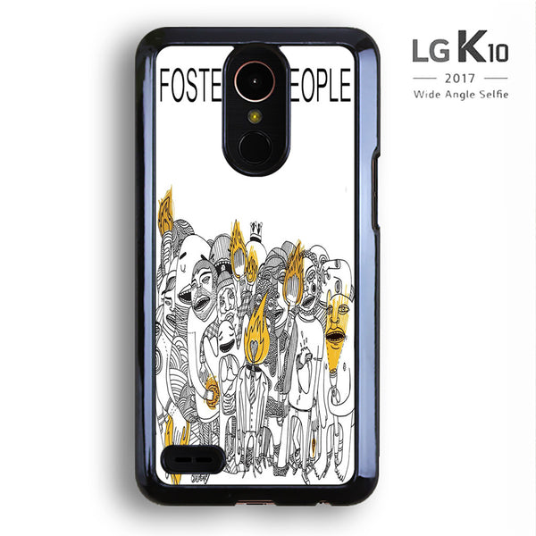 Torches Foster The People Album Cover For Lg K10 Case Maydistore