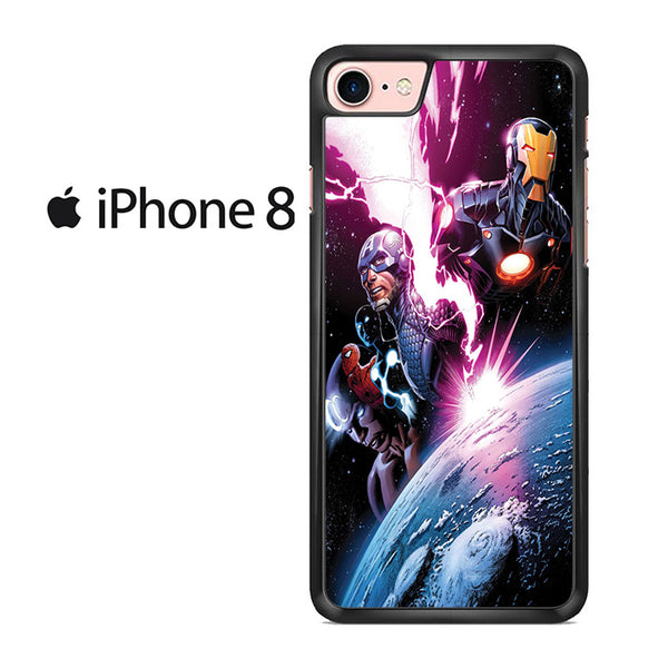 The Avengers Space For IPHONE 8 Case