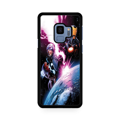 The Avengers Space For Samsung Galaxy S9