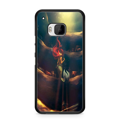 The Little Mermaid For HTC ONE M9 Case