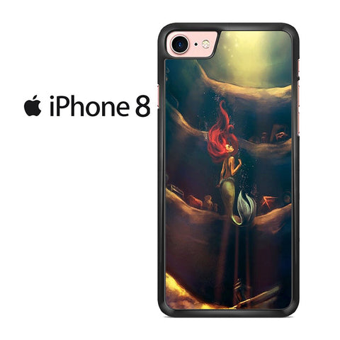 The Little Mermaid For IPHONE 8 Case