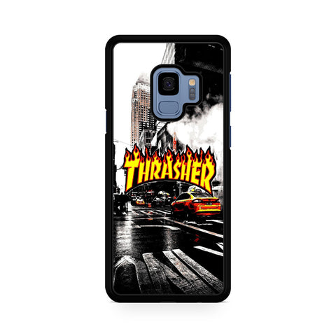 Thrasher NY For Samsung Galaxy S9