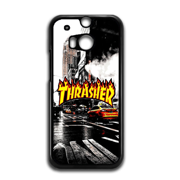 Thrasher NY For HTC ONE M8 Case