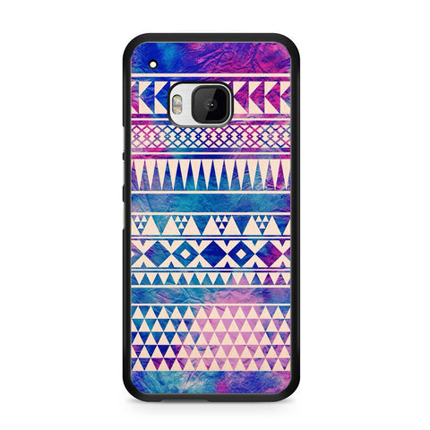 Tribal Aztec Seamless Pattern For HTC ONE M9 Case