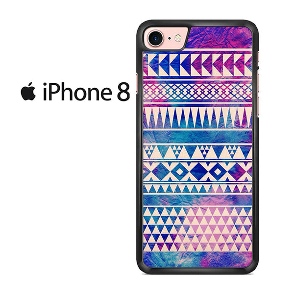 Tribal Aztec Seamless Pattern For IPHONE 8 Case