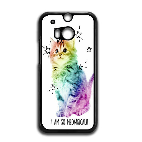 Unicorn Meowgical For HTC ONE M8 Case
