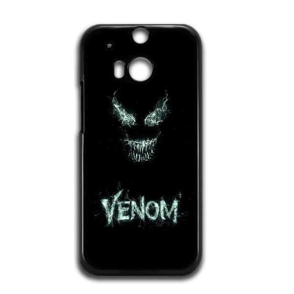 Venom Face Art For HTC ONE M8 Case