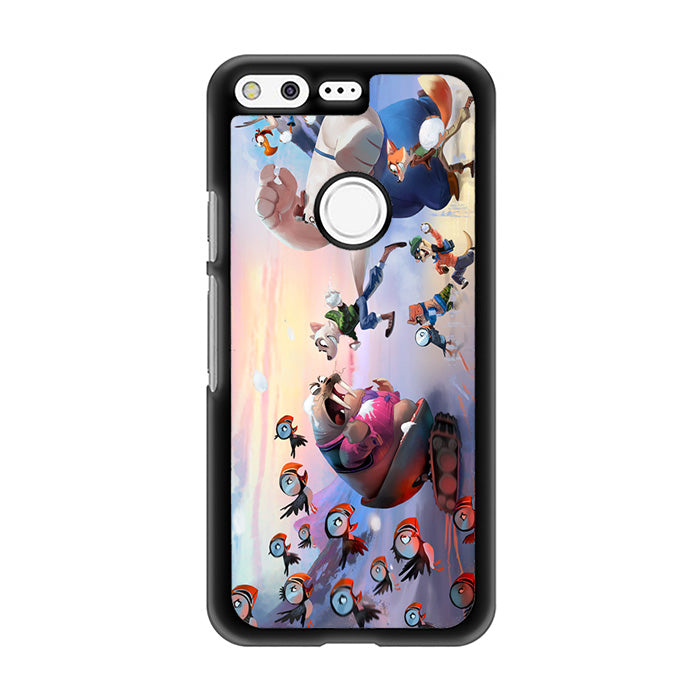 official photos 079a8 e05cb Arctic Justice Thunder Squad For GOOGLE PIXEL Case